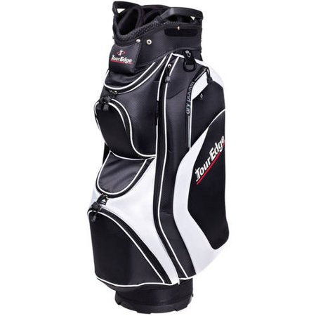 Tour Edge Golf Hot Launch Cart Golf Bag (Black)