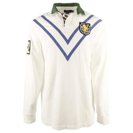 Polo Ralph Lauren Men's Classic Fit Long Sleeve Rugby Shirt