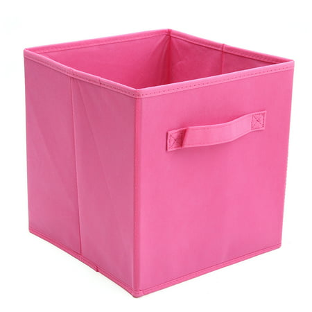 Folding Storage Box Cube Space Saver Home Bedroom Playroom Toy Book Organizer Case Christmas Gifts - image 2 de 11