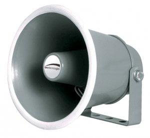 SPECO SPC10 6in Weather-Resistant Aluminum Speaker Horn - 8 Ohms