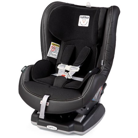 Primo Viaggio SIP 5/65 Convertible Car Seat - Prima Classe - Licorice (Black Leather)