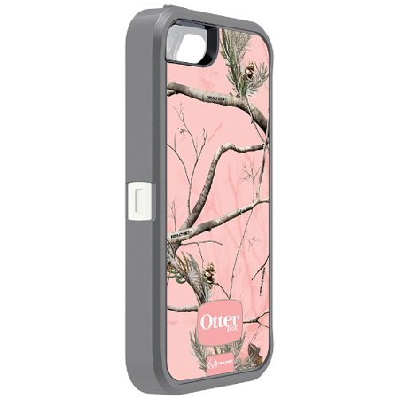 OtterBox [Defender Series] Case for iPhone 5 - ( Not for iPhone 5C or 5S)(Discontinued by Manufacturer) - Realtree Camo - AP Pin ()