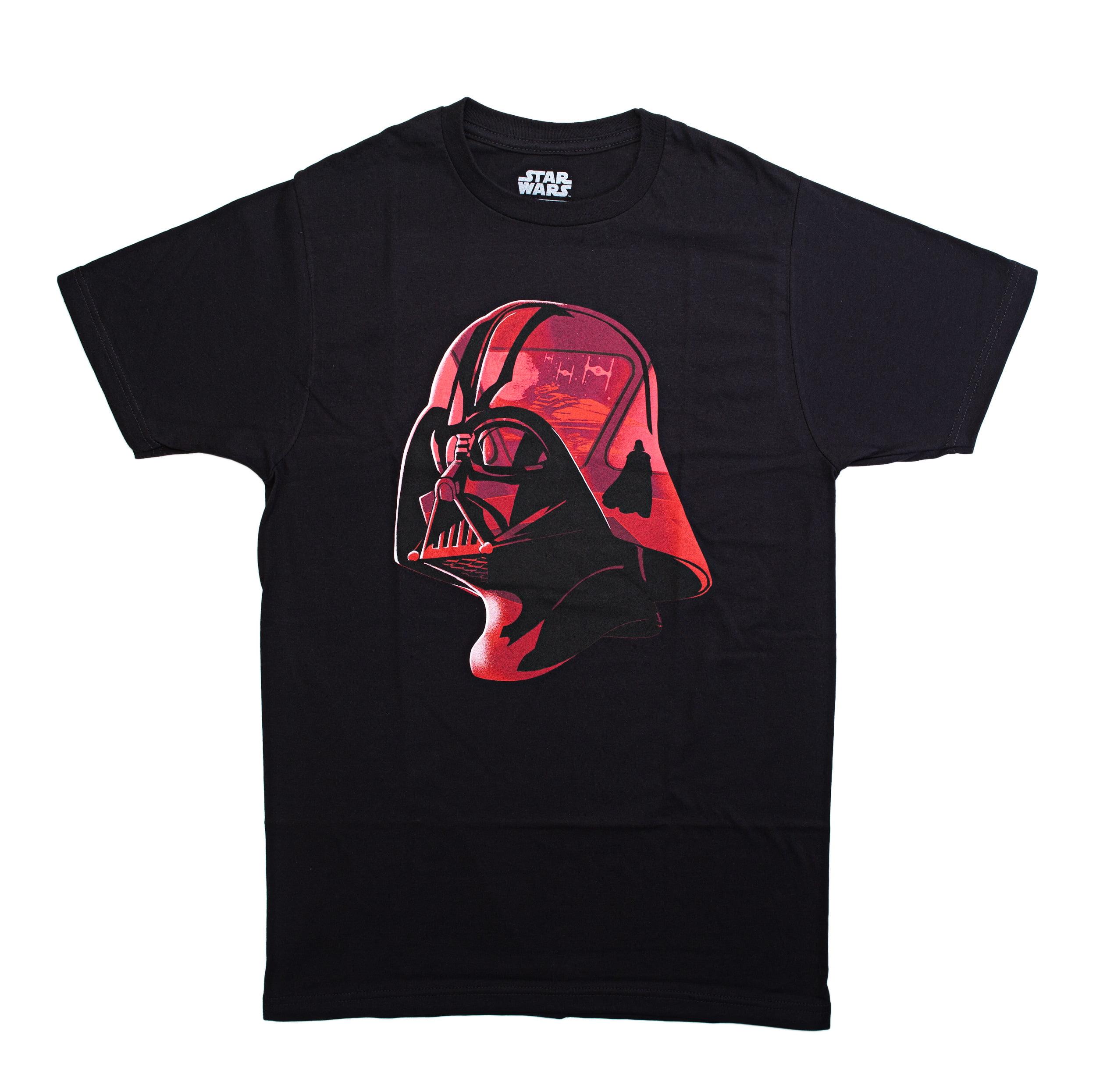 Star Wars Vader Custom Frame Graphic T-Shirt   2XL