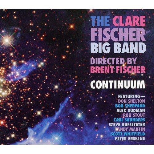Fischer, Clare Big Band - Continuum [CD]