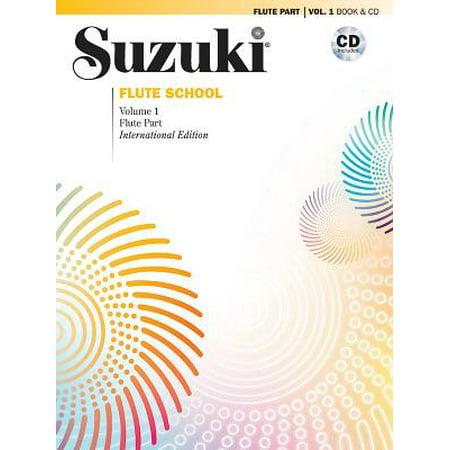 Suzuki Flute School, Vol 1