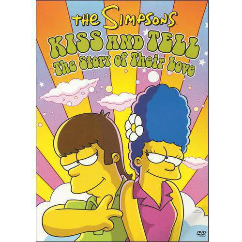 The Simpsons: Kiss and Tell: The Story of Their Love by TWENTIETH CENTURY FOX HOME ENT