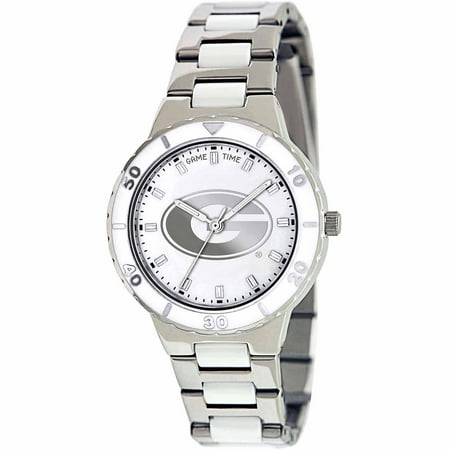 Game Time NCAA Women's University of Georgia Bulldogs Pearl Series Watch