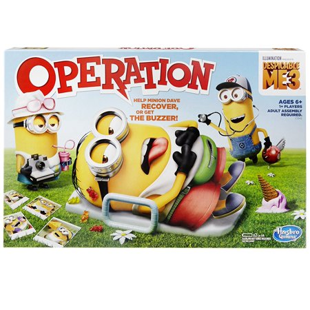 Despicable Me 3 Operation Game By Hasbro Ship from US - Despicable Me Party Games