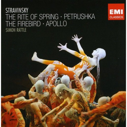 Stravinsky: The Ballets / Various