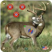 """Arrowmat LLC Foam Rubber Target Face XL Big Buck, 34"""" x 34"""""""