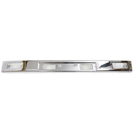 NEW FRONT CENTER BUMPER CHROME FITS 1984-1988 TOYOTA PICKUP 5211189139 TO1002116 (Toyota Pickup Auto Body)