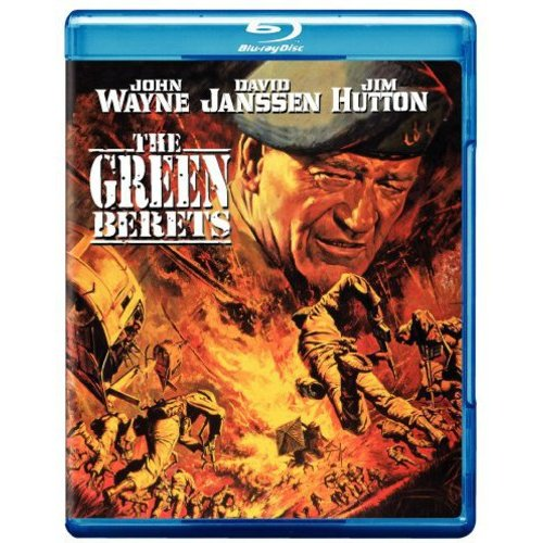 The Green Berets (Blu-ray) (Widescreen)