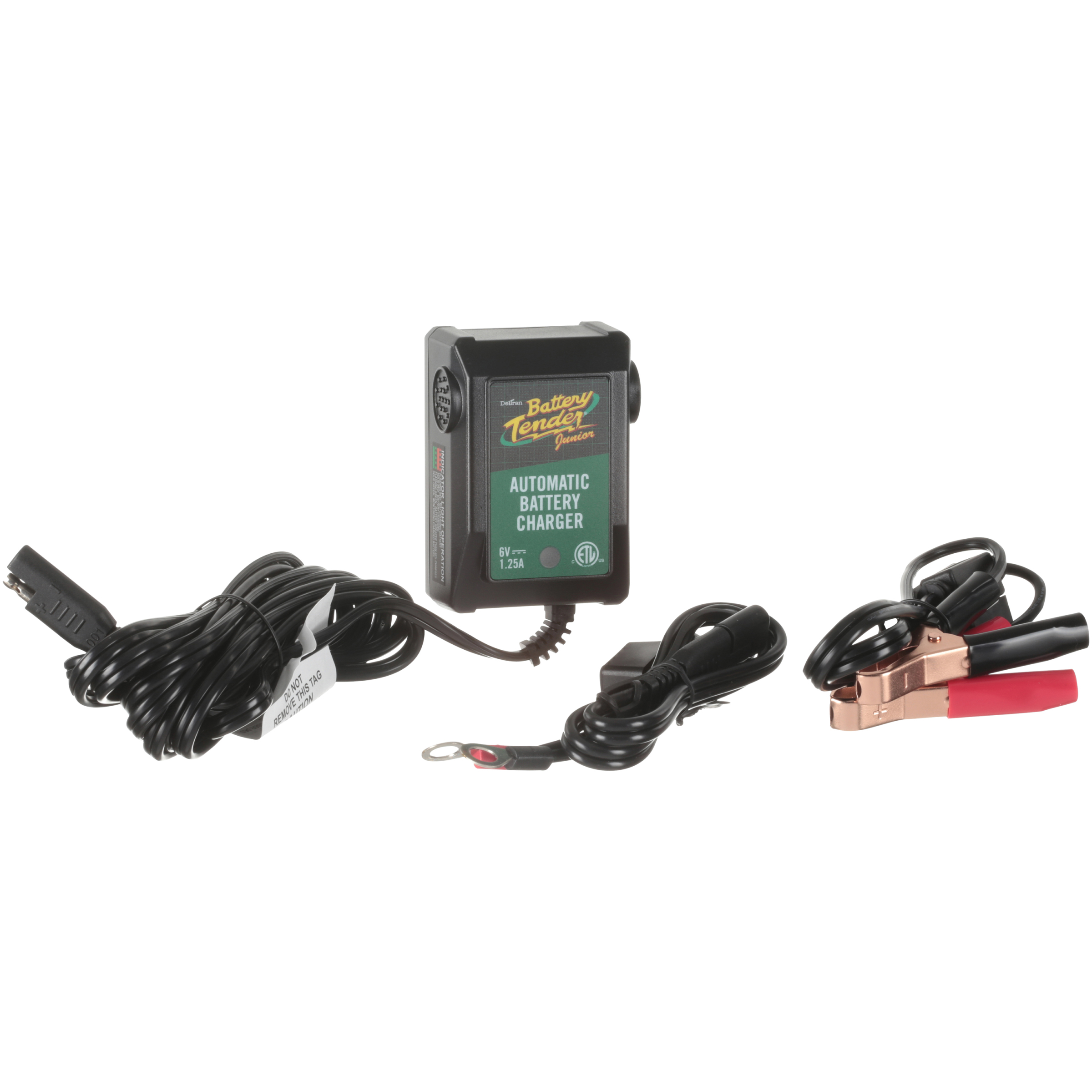 Battery Tender Jr 6V 1.25A High Efficiency
