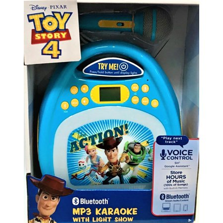 Disney Toy Story 4 Bluetooth MP3 Karaoke