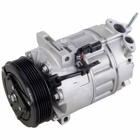 AC Compressor & A/C Clutch For Nissan Sentra 2.0L 2007 2008 2009 2010 2011