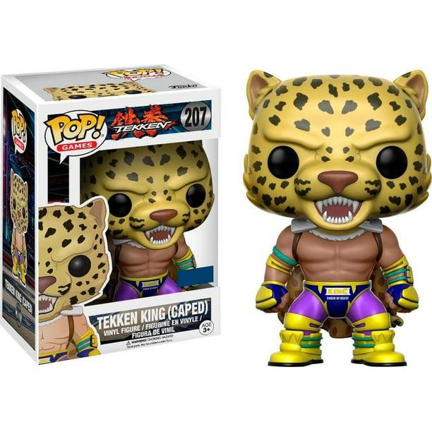 Funko Pop Games Tekken King Caped Vinyl Figure Walmart Com Walmart Com