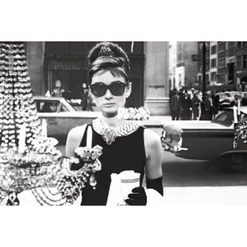 Audrey Hepburn Poster Poster Print