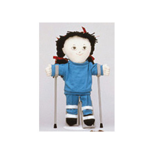 Childrens Factory Crutches