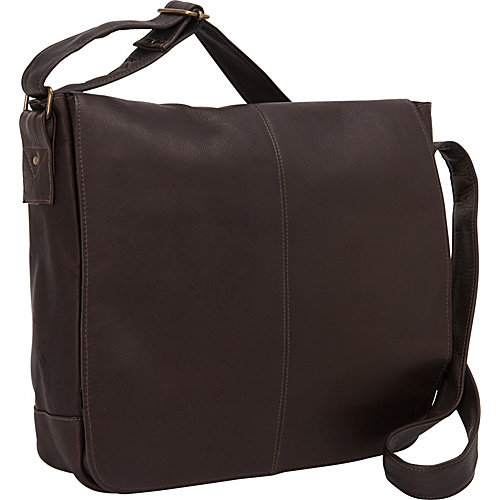 David King Laptop Messenger Bag