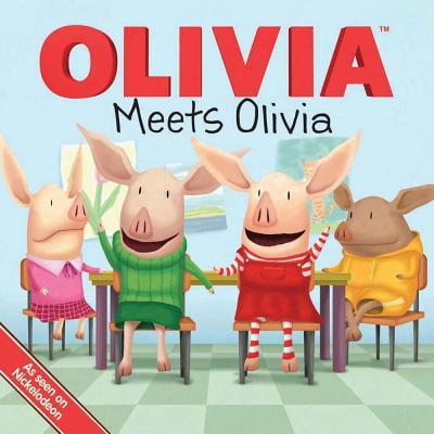 OLIVIA Meets Olivia - eBook