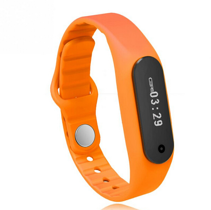 TechComm GX1 Water Resistant Fitness Activity Tracker Heart Rate Monitor