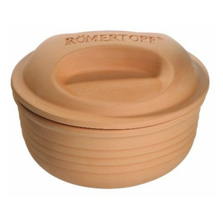 Reston Lloyd Romertopf Round Side - Copper Round Dish