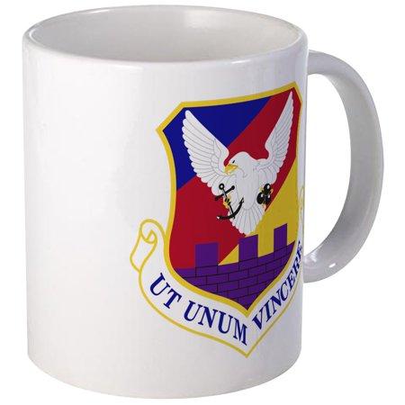CafePress - USAF 87Th Air Base Wing Ut Unum - Unique Coffee Mug, Coffee Cup CafePress
