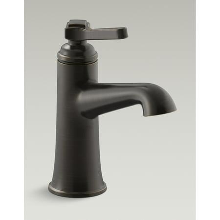 Kohler R99912-4D1-2BZ Oil Rubbed Bronze Georgeson Single Handle Lavatory Faucet (Kichler Bronze Tree)