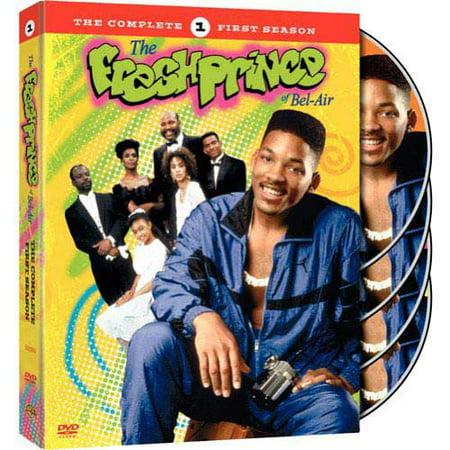 Fresh Prince Of Bel Air: Season 1 (Disc 4)