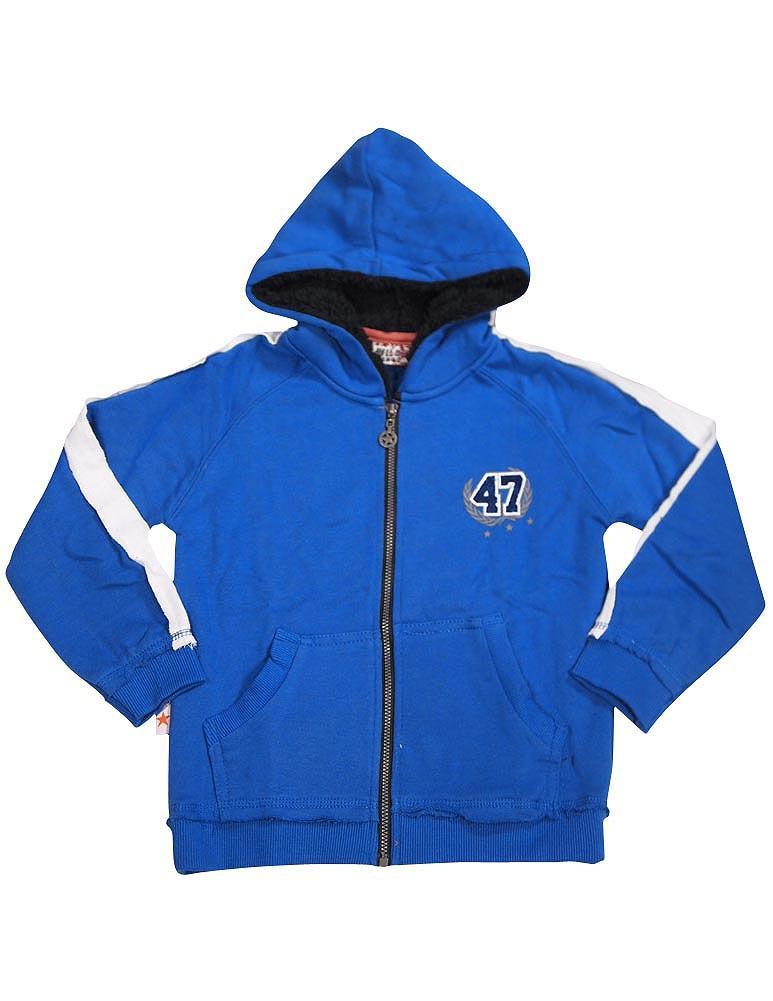 Wild Mango Toddler and Boys Sizes 2T 8 Fashion Hoodie Zip-Up Sweatshirt Jacket