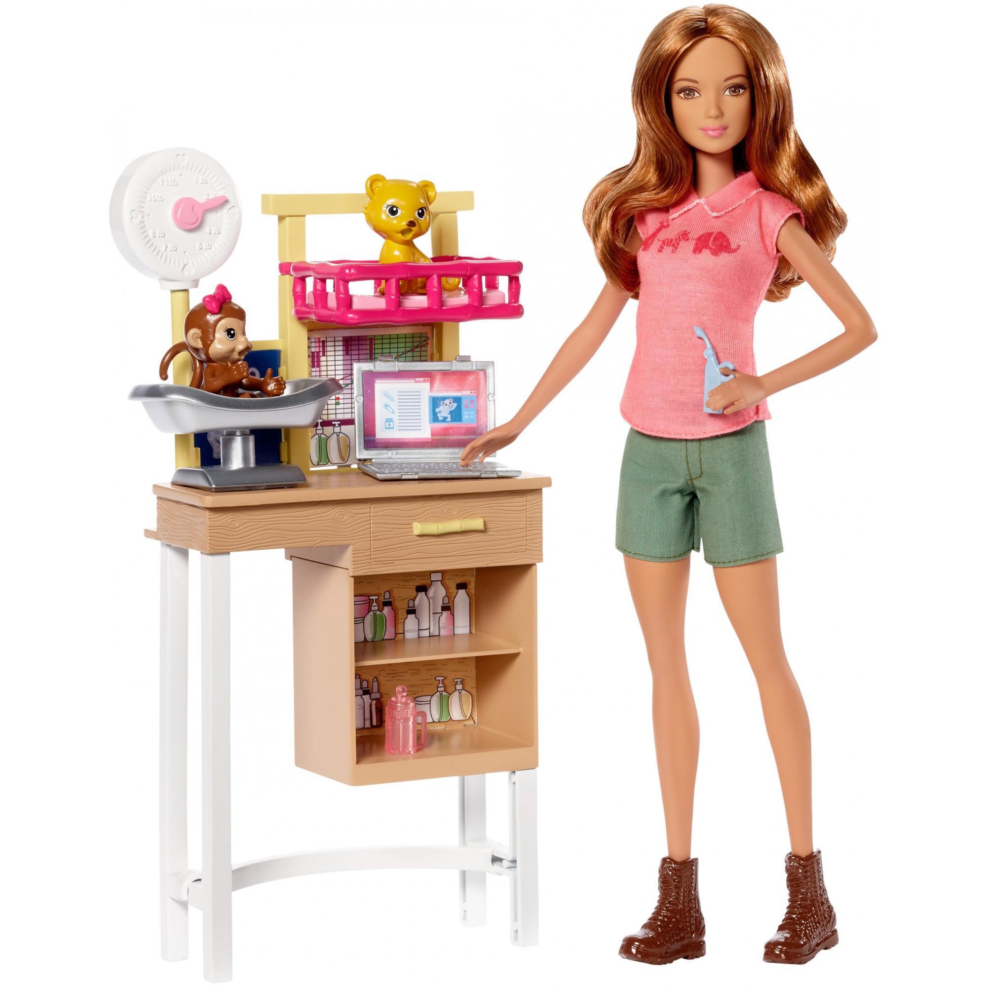 Barbie Zoo Doctor by MATTEL INC.