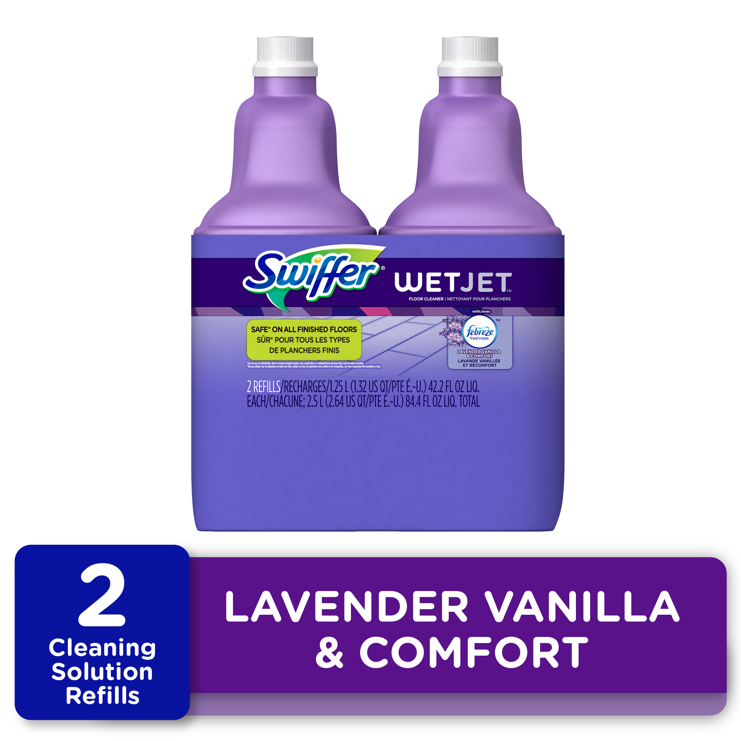 Swiffer Wetjet Floor Cleaner Solution