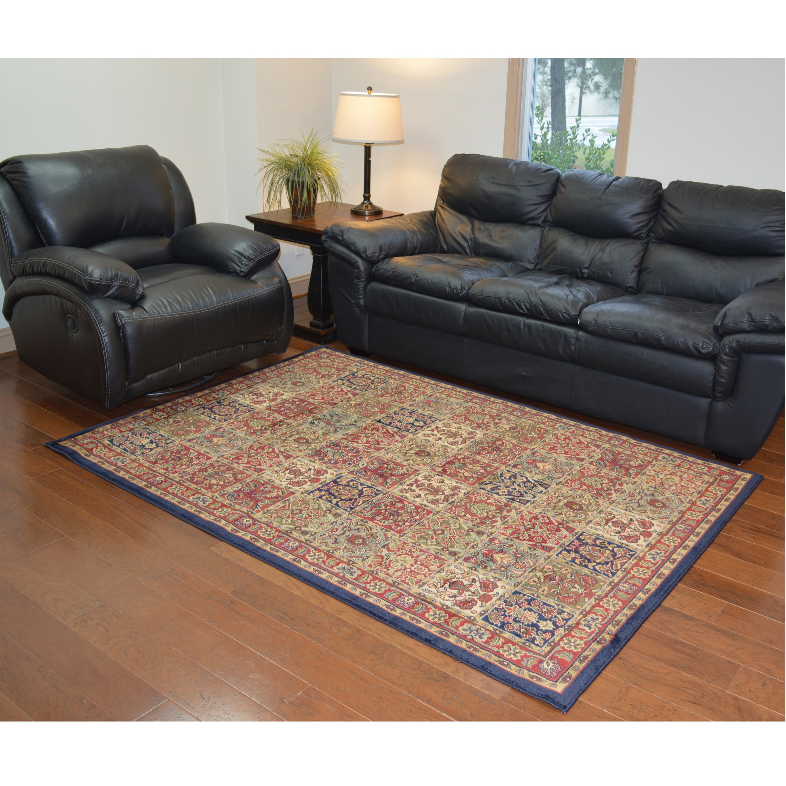 Mayberry Rugs Machine -made Juliette Collection Pamela Re...