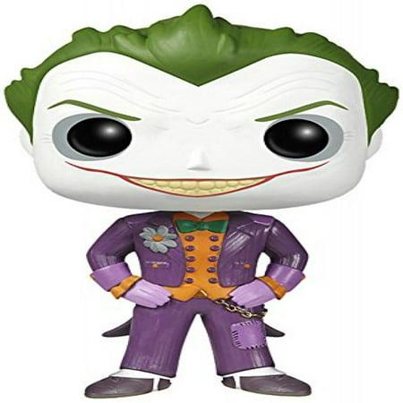 Funko POP Heroes: Arkham Asylum Joker (The Joker Costume Arkham Asylum)