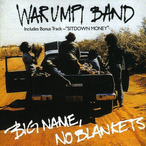 Big Name No Blankets