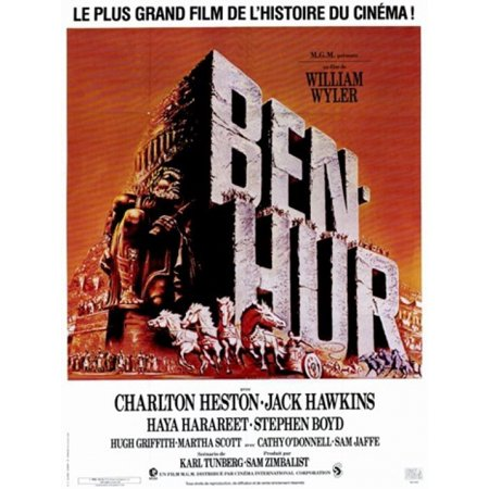Ben Hur Movie Poster (11 x 17)