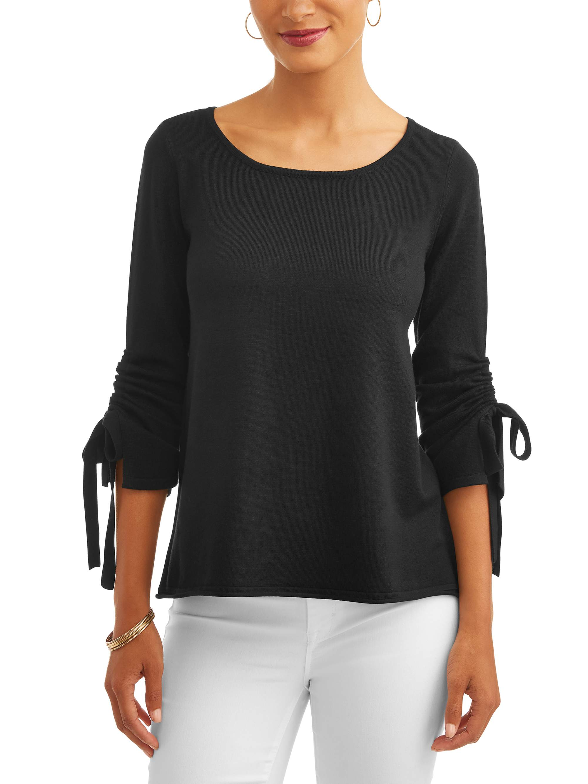 Women's Cinched Sweater