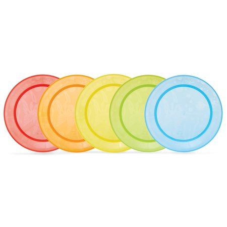 Munchkin Multi Plates - 5pk (Best Backpacking Places In California)