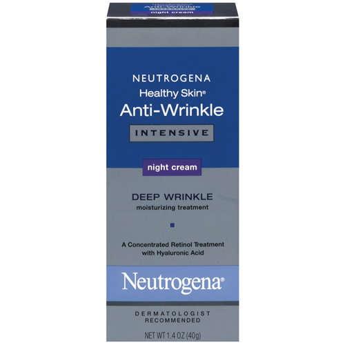 neutrogena anti wrinkle anti blemish cream