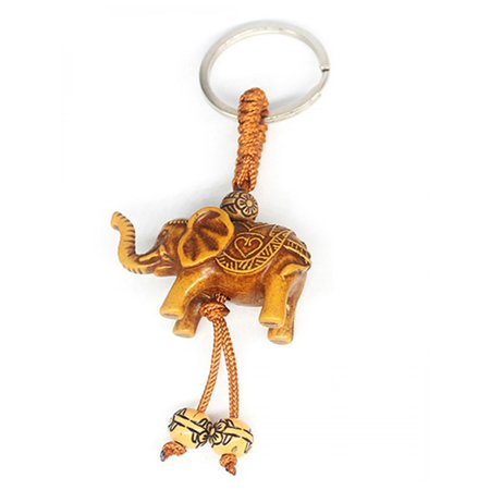 Margot - Lucky Men Women s Elephant Carving Wooden Pendant Key chain Key R-ing  Chain Gift - Walmart.com c4708a8fb