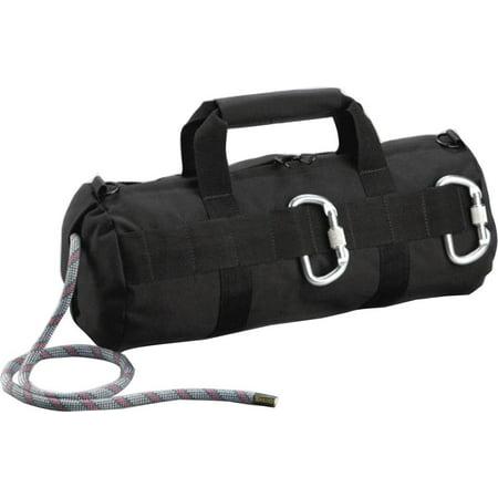 Black Stealth Rappeling Rope Bag