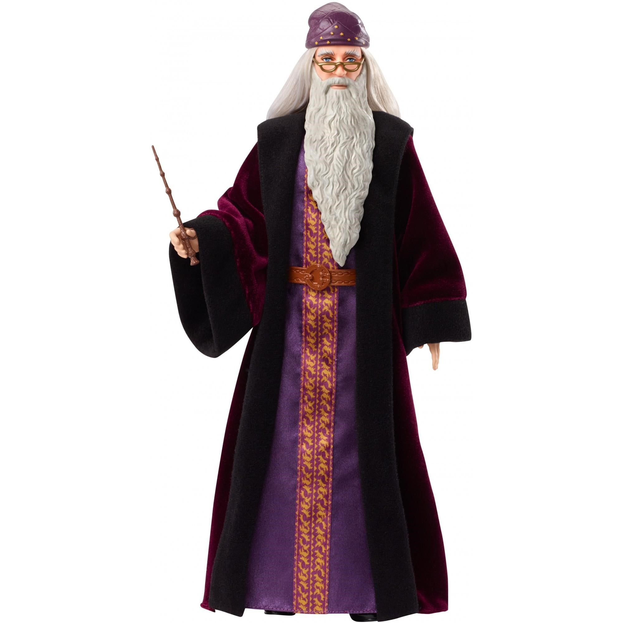 Harry Potter Albus Dumbledore Film-Inspired Collector Doll by Harry Potter