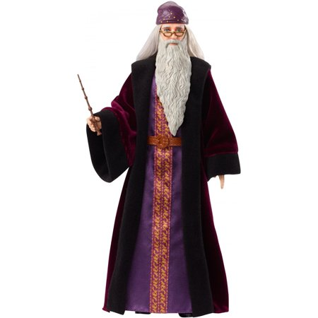 Harry Potter Albus Dumbledore Film-Inspired Collector Doll (Modern Collectors Dolls)