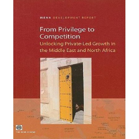 From Privilege To Competition  Unlock Private Led Growth In The Middle East And North Africa