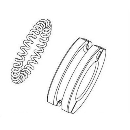 Clutch Shoe Spring - Clutch Shoe With Spring