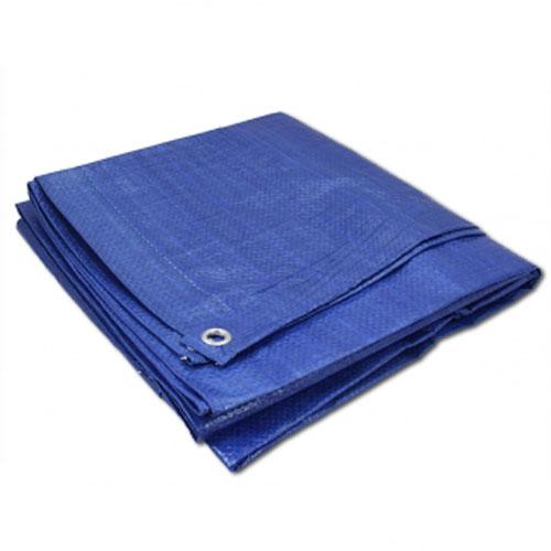 STKUSA Blue 12' x 16' Foot Tarps Cover Tarpaulin 12x16