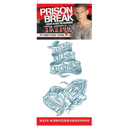 Prison Break Cards Jesus Rose - Cards Tattoo