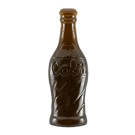 "Giant Gummy Cola Bottle 12.8 oz Cola Flavor 8"" Tall"
