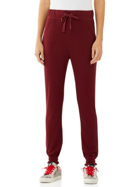 Scoop Womens Joggers with Elasticized Cuffs