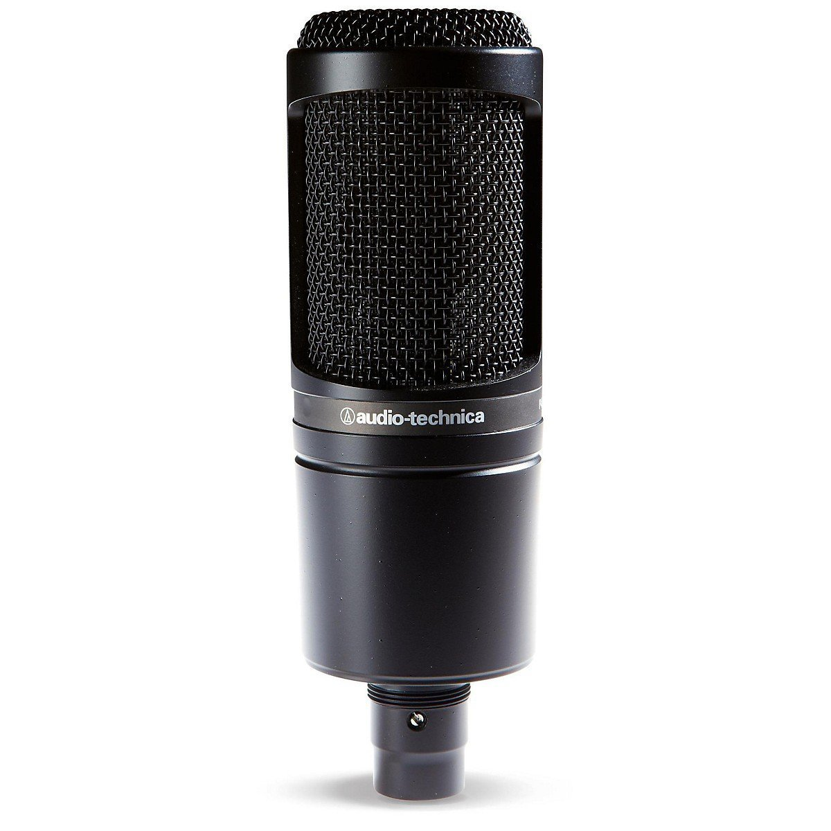 Audio-Technica AT2020 Cardioid Condenser Studio Microphone by